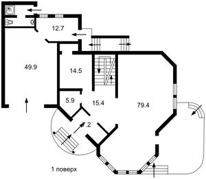 Дом B-98839, Малиновая, Киев - Фото 5