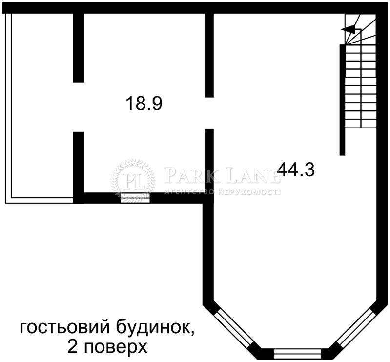 Дом ул. Малиновая, Киев, B-98839 - Фото 6