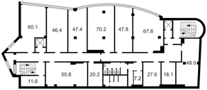 Коммерческая недвижимость, B-98884, Гришко Михаила, Дарницкий район