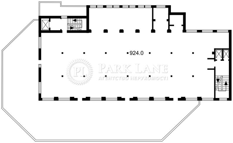 Офис, B-99299, Багговутовская, Киев - Фото 2