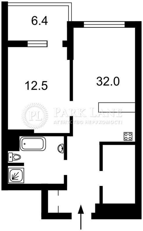 Квартира ул. Драгомирова Михаила, 11, Киев, K-27985 - Фото 2