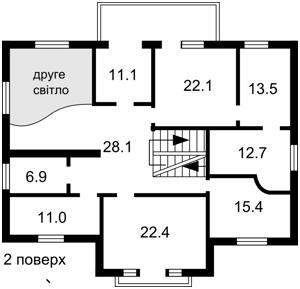 Дом J-27686, Старокиевская, Козин (Конча-Заспа) - Фото 7