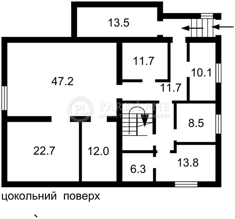 Дом J-27686, Старокиевская, Козин (Конча-Заспа) - Фото 5