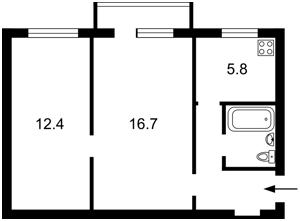 Квартира Z-540717, Арсенальный пер., 5, Киев - Фото 3