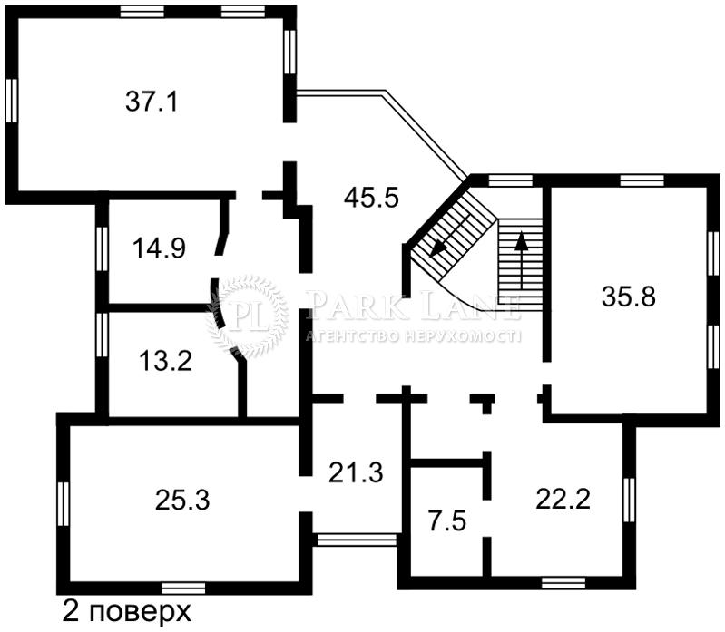 Дом ул. Петропавловская, Киев, C-106188 - Фото 3