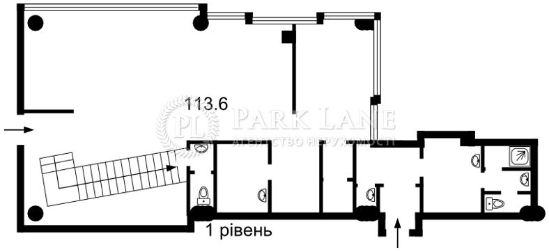 Ресторан, Жилянская, Киев, B-99158 - Фото 2