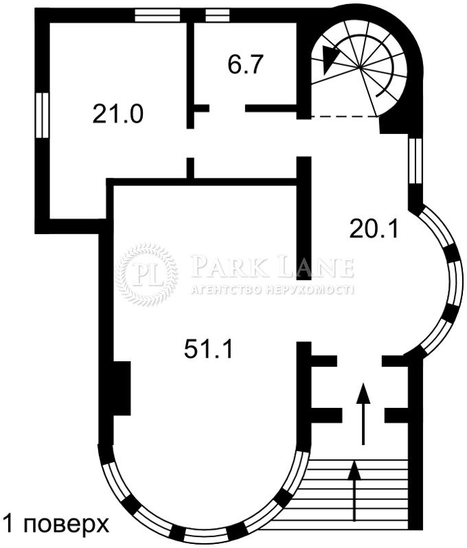Дом ул. Северная, Петропавловская Борщаговка, R-3608 - Фото 3