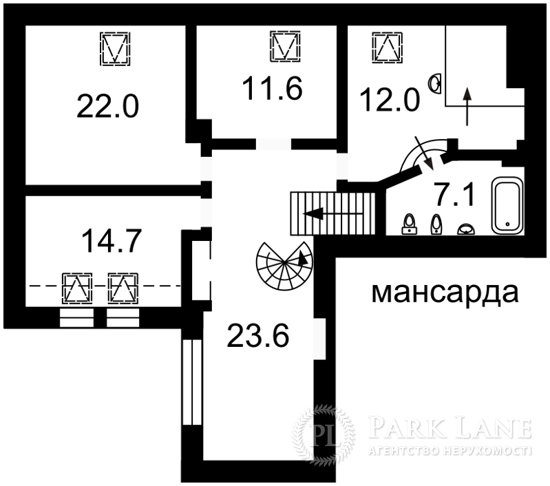Квартира ул. Шелковичная, 13/2, Киев, J-27800 - Фото 2