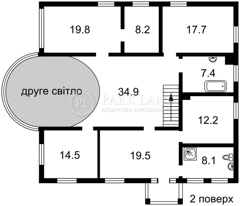 Дом I-30158, Полевая, Гатное - Фото 5