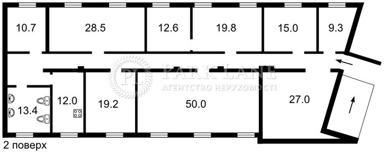 Нежилое помещение, B-99183, Цитадельная, Киев - Фото 4