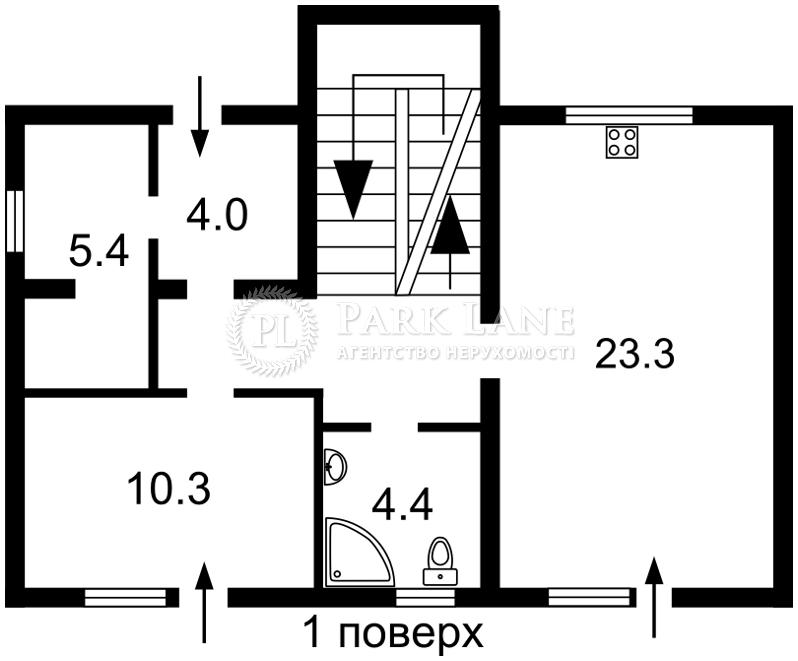 Дом J-27854, Рудыки (Конча-Заспа) - Фото 2