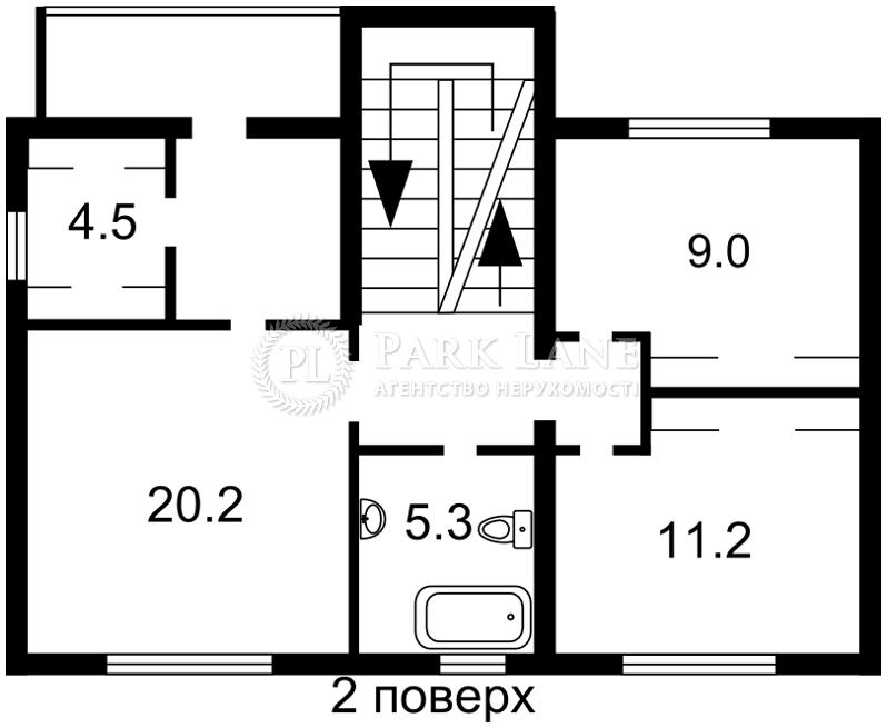 Дом J-27854, Рудыки (Конча-Заспа) - Фото 3