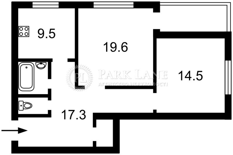 Квартира ул. Рыбальская, 10, Киев, R-27763 - Фото 2