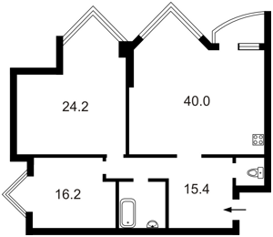 Квартира Z-694102, Бульварно-Кудрявская (Воровского), 11а, Киев - Фото 4