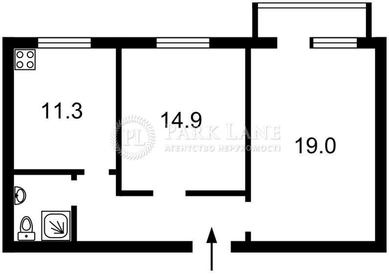 Квартира Z-1881327, Салютная, 20а, Киев - Фото 5
