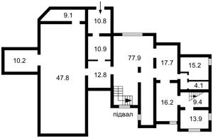 Дом N-21193, Солнечная, Лесники (Киево-Святошинский) - Фото 3