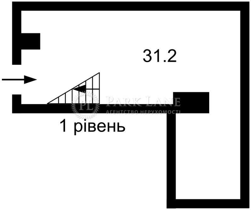 Офіс, вул. Дніпровська наб., Київ, Z-543092 - Фото 2