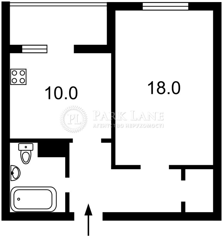 Квартира ул. Данченко Сергея, 32, Киев, Z-569723 - Фото 2