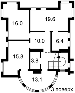 Дом X-34366, Старокиевская, Козин (Конча-Заспа) - Фото 5