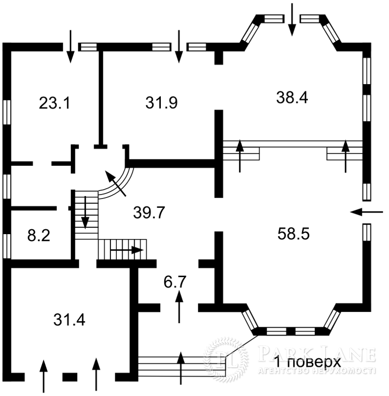 Дом J-28056, Кудряшова пер., Киев - Фото 4