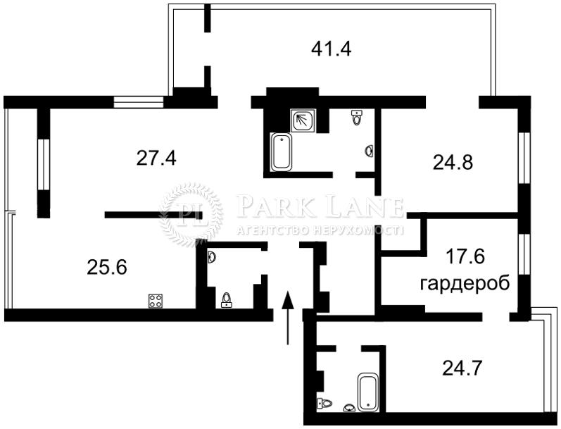 Квартира L-26736, Деловая (Димитрова), 4, Киев - Фото 4