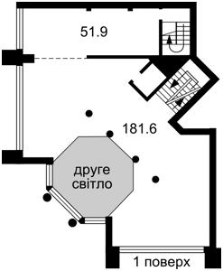 Нежилое помещение, B-99501, Антоновича (Горького), Киев - Фото 9
