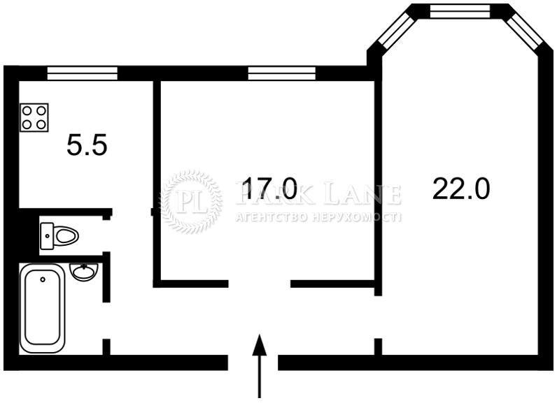 Квартира ул. Прорезная (Центр), 13, Киев, R-27205 - Фото 2