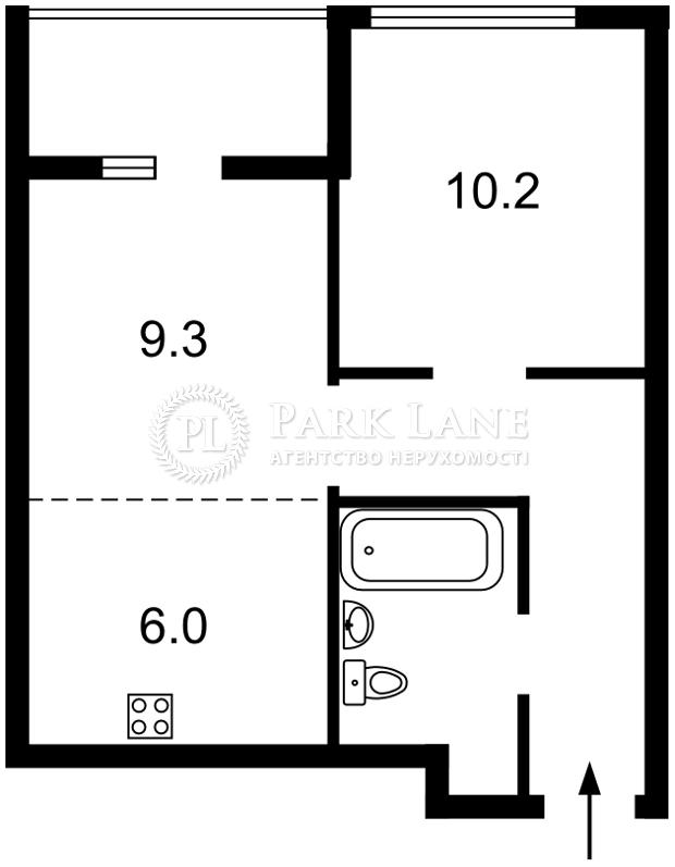 Квартира ул. Тираспольская, 58, Киев, Z-561455 - Фото 2