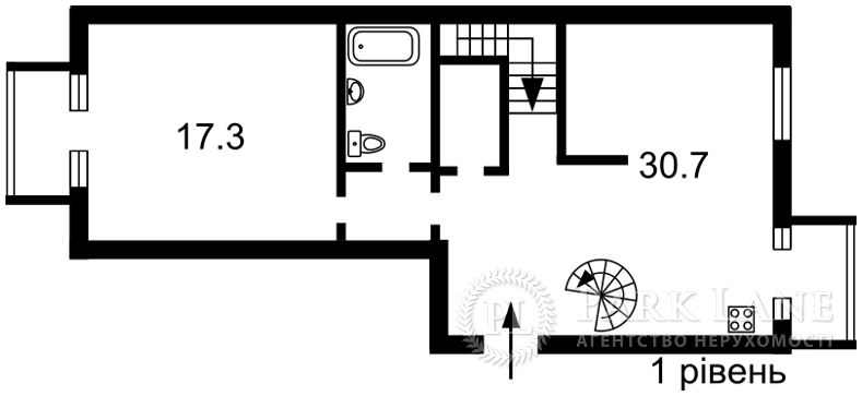 Квартира ул. Хмельницкого Богдана, 66, Киев, R-28803 - Фото 2