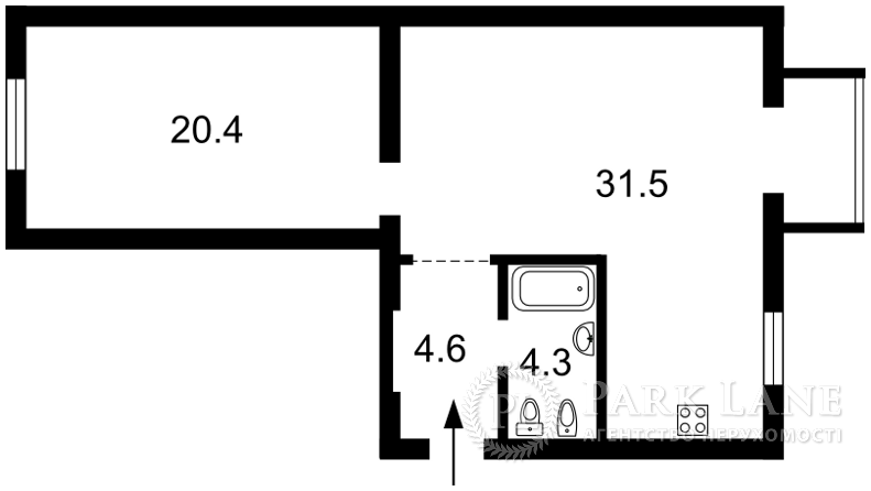 Квартира ул. Лютеранская, 30, Киев, R-26025 - Фото 2