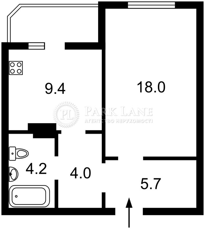Квартира ул. Тираспольская, 60, Киев, Z-580075 - Фото 2