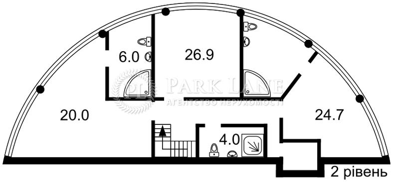 Квартира Несторовский пер., 6, Киев, J-27995 - Фото 3