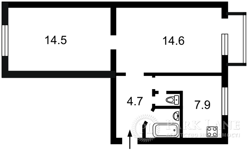 Квартира ул. Донецкая, 7, Киев, R-29309 - Фото 2