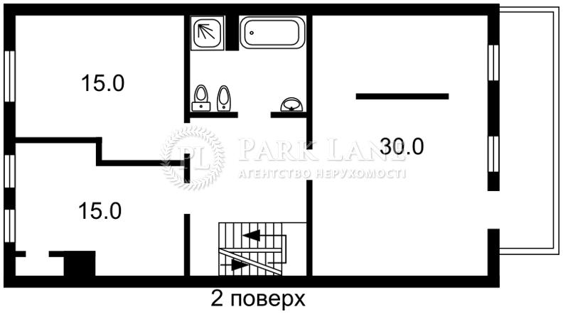 Дом ул. Богатырская, Киев, N-21353 - Фото 3