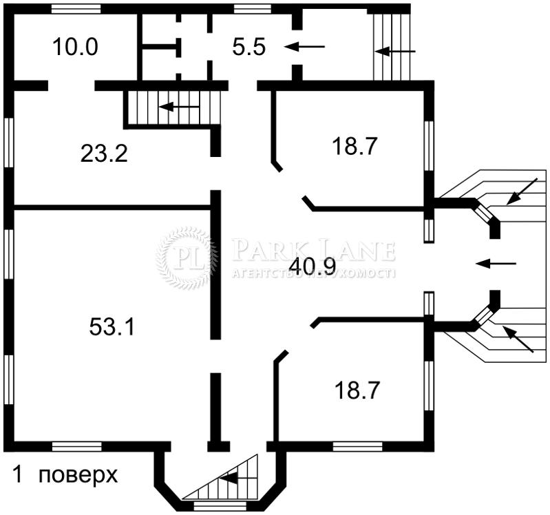 Офис, ул. 53-я Садовая, Киев, L-27183 - Фото 4