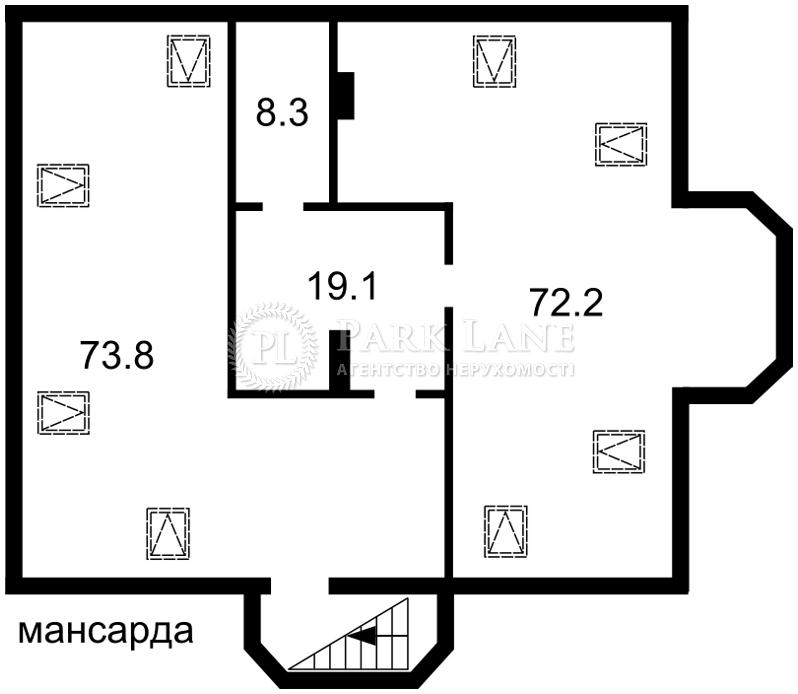 Офис, ул. 53-я Садовая, Киев, L-27183 - Фото 6