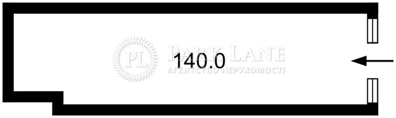 Торговые площади, Бандеры Степана просп. (Московский просп.), Киев, R-29490 - Фото 2