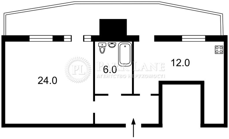 Квартира N-21335, Владимирская, 81а, Киев - Фото 2