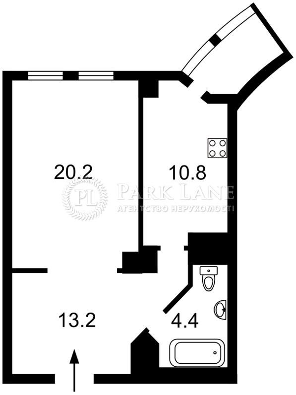 Квартира Дружби Народів бул., 14-16, Київ, L-27214 - Фото 2