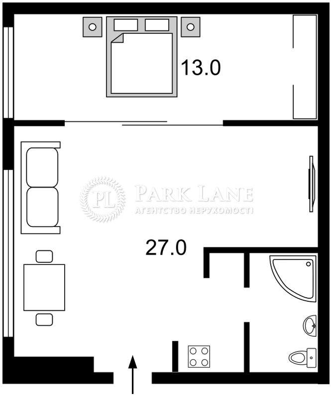 Квартира Z-582627, Малая Житомирская, 15, Киев - Фото 3