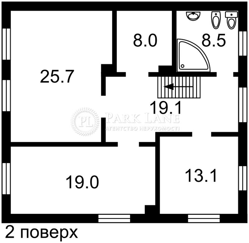 Будинок вул. Лісова, Стоянка, R-2755 - Фото 4