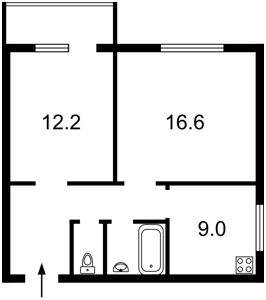 Квартира J-28327, Краснокутський пров., 16, Київ - Фото 2