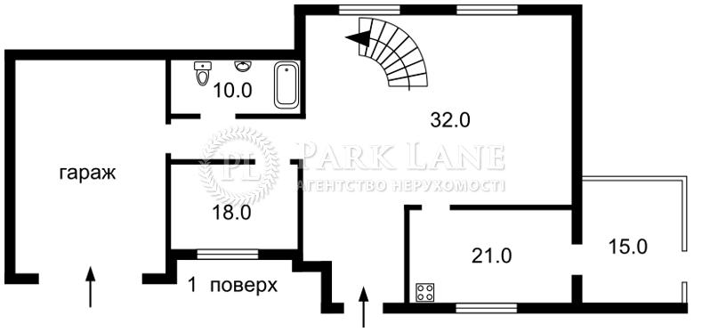 Дом ул. Мира, Петропавловская Борщаговка, R-30100 - Фото 2