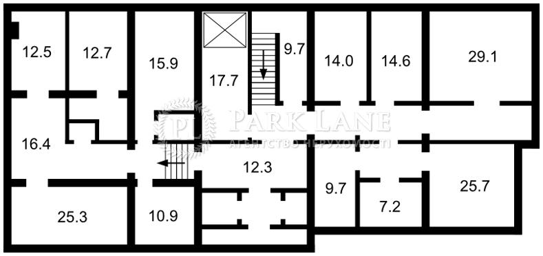 Нежилое помещение, Z-589437, Владимирская, Киев - Фото 4