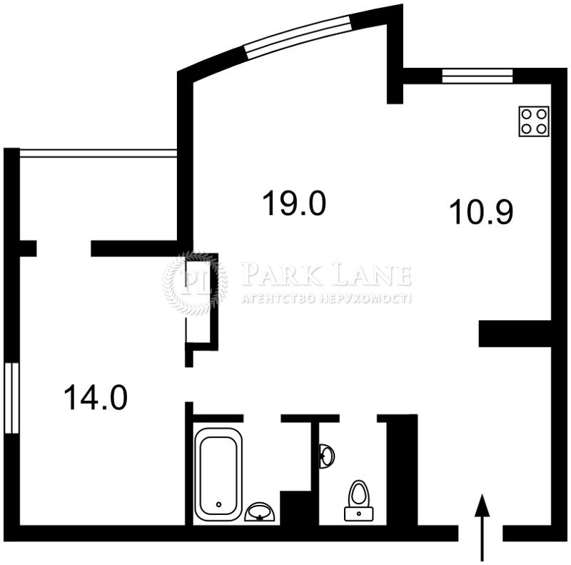 Квартира R-30129, Оболонський просп., 1 корпус 2, Київ - Фото 4