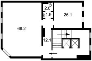 Коммерческая недвижимость, B-96819, Большая Васильковская, Голосеевский район