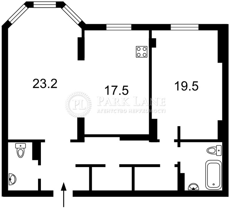 Квартира B-99878, Полтавская, 10, Киев - Фото 7