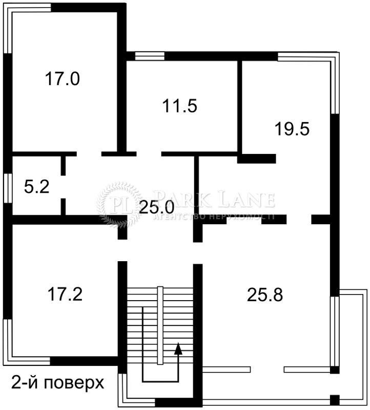 Дом Крюковщина, J-28303 - Фото 4