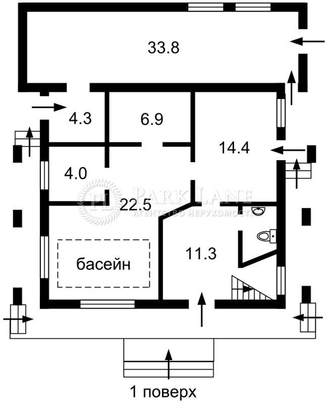 Дом Z-93459, Ясная, Киев - Фото 2
