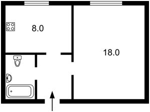 Квартира B-99911, Никольско-Ботаническая, 17/4, Киев - Фото 4